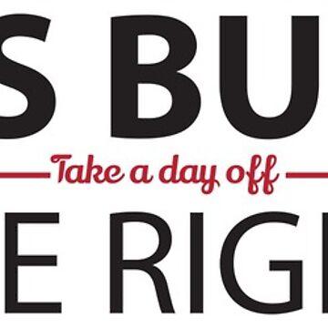 Ferris Bueller - tuvo la idea correcta de blurbox