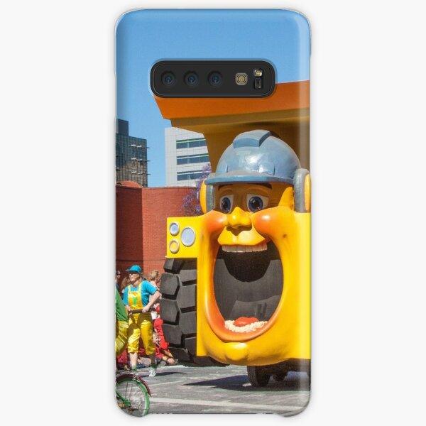 Toby the big yellow dump truck Samsung Galaxy Snap Case