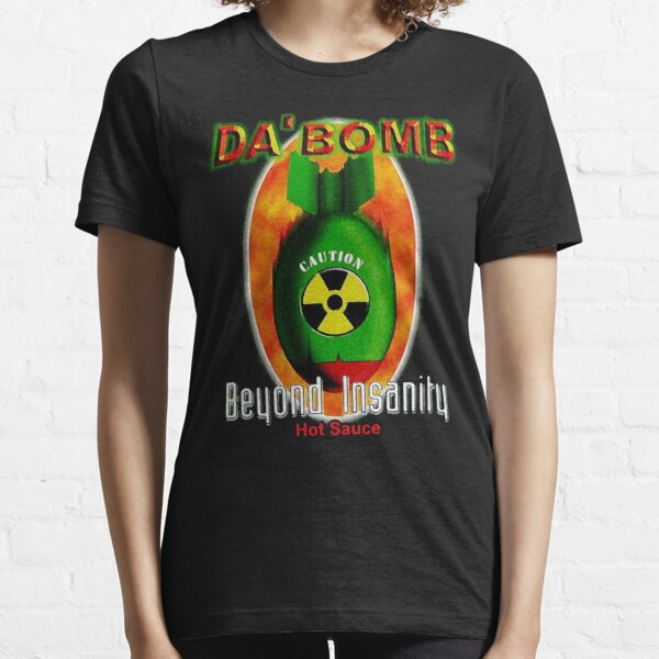 Da Bomb Hot Sauce Essential T-Shirt