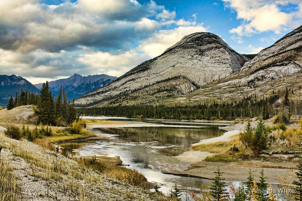 Jasper National Park by Amanda White
