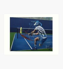 Andy Murray Kunstdruck