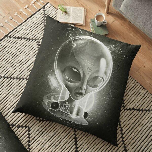 Alien IV (Decompressed) Floor Pillow