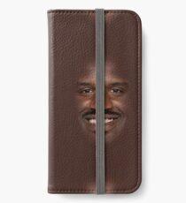 Shaq Fu iPhone Wallet/Case/Skin