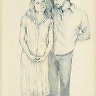 Mark and Paige by Marcus  Gannuscio