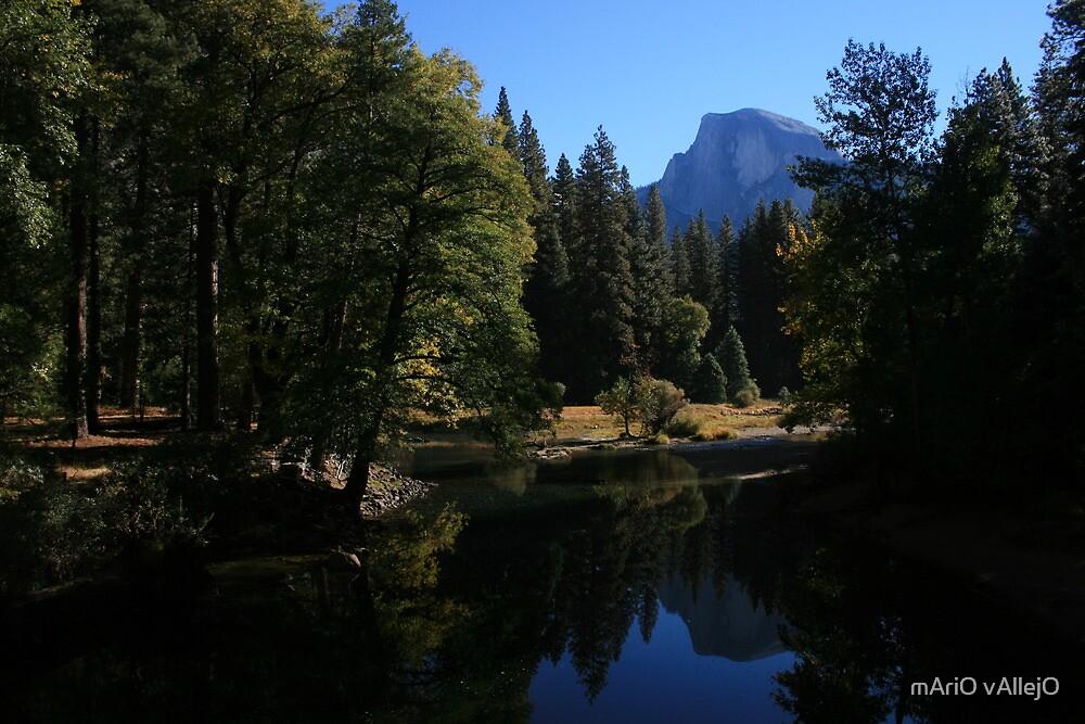 Autumn at Yosemite by mAriO vAllejO