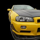 Nissan Skyline by Vicki Spindler (VHS Photography)