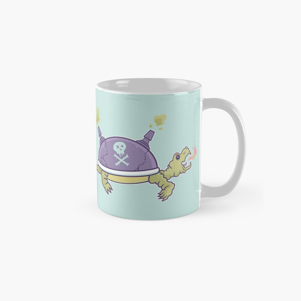 Toxic Turtle Mug