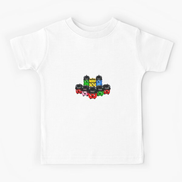 Henry Hoover and Friends Kids T-Shirt