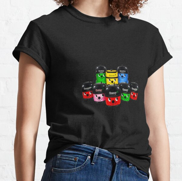 Henry Hoover and Friends Classic T-Shirt