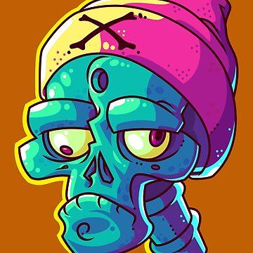 Bone Thug by artdyslexia