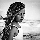 Summer Wind (BW) by nancz