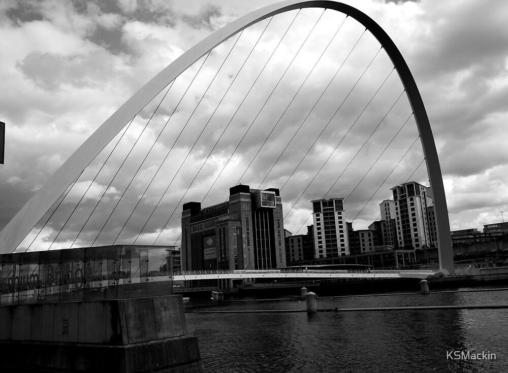 Millenium Bridge by KSMackin