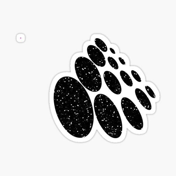 Space Dust Sticker