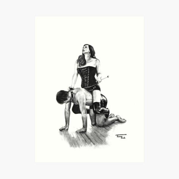 Joy Ride - Print Art Print