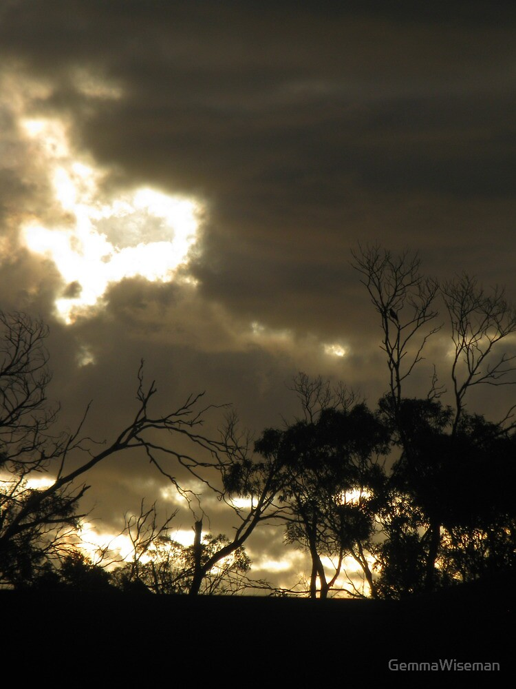 Last Sighs of Sunset by GemmaWiseman