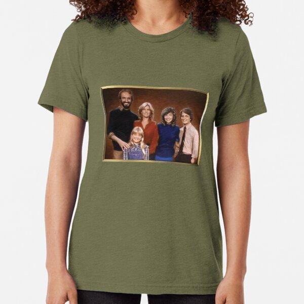 FAMILY TIES Tri-blend T-Shirt
