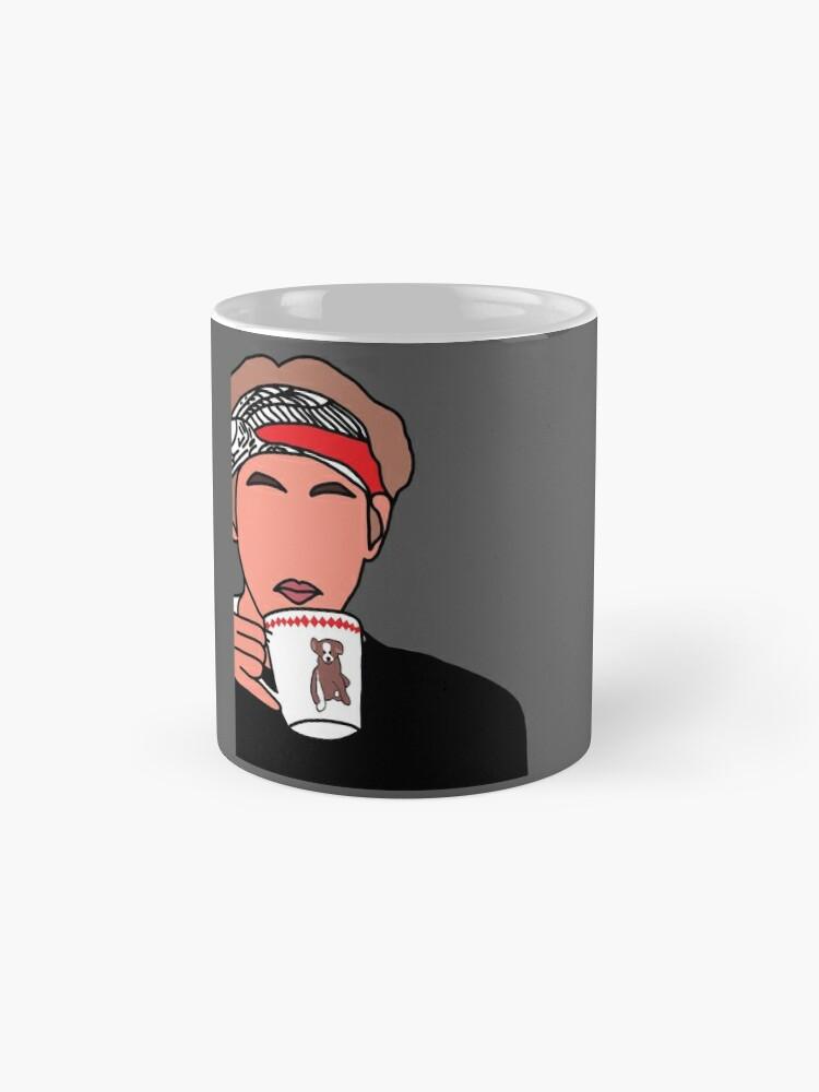 Alternative Ansicht von Taehyung Ellen Meme: Tee schlürfen Tassen