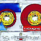 Mondrian Mix Tape by RobynLee
