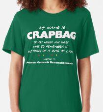 Crapbag Slim Fit T-Shirt