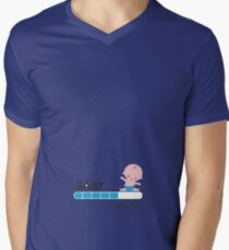 Baby Loading Men's V-Neck T-Shirt