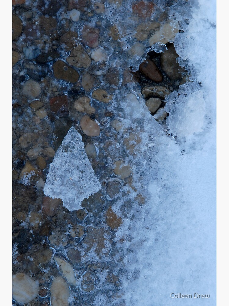 Little Ice Tree by colgdrew