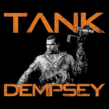 Tank Dempsey by huckblade