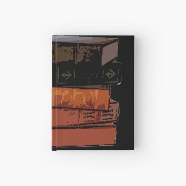 Stacks of Books 8 Hardcover Journal