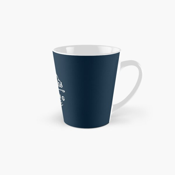 The Mountains Are Calling And I Must Go Tall Mug