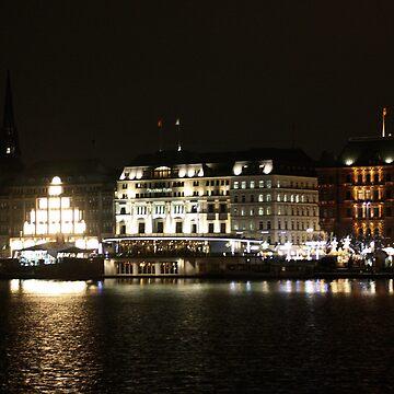 Hamburg City by Nagel