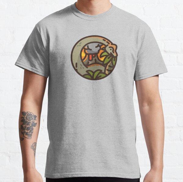Brontosaurus Dinosaur (Dododex for Ark: Survival Evolved) Classic T-Shirt