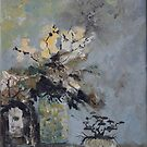abstract still life by calimero
