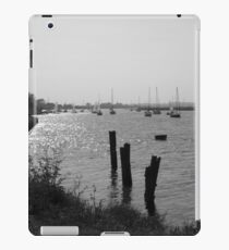 The River Crouch iPad Case/Skin