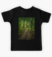 The Hidden Trails of the Old Forests Kids Tee