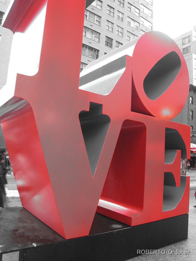 Love by Robert Ordonez