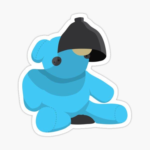 Blueno Sticker