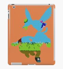 Smash Ultimate - Duck Hunt Duo and Duck Hunt iPad Case/Skin