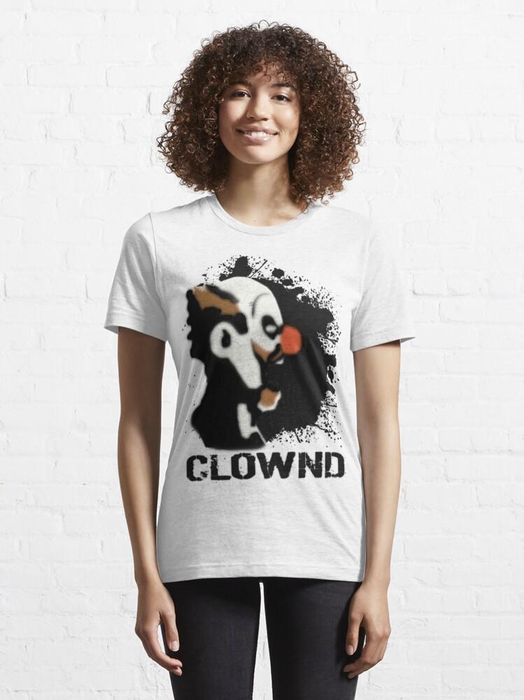 Alternate view of Left 4 Dead 2 : CLOWND Essential T-Shirt