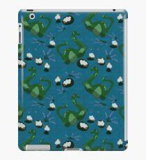 Loch Ness' Nessie iPad Case/Skin
