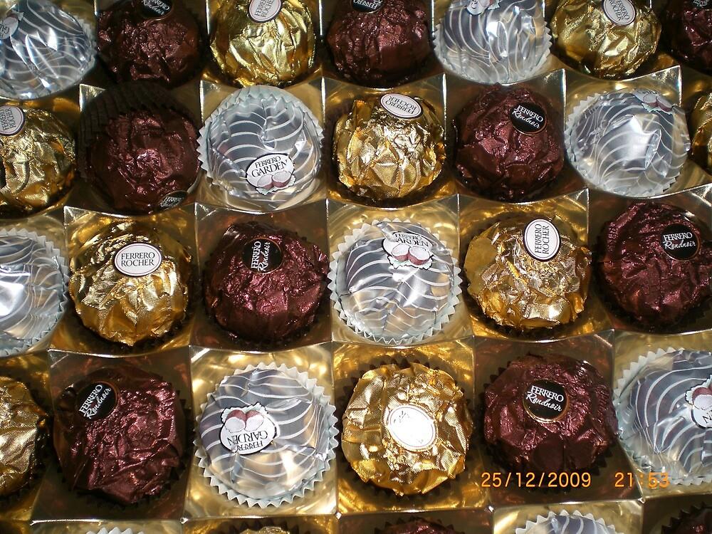 Lovely Chocolates by Jadavision