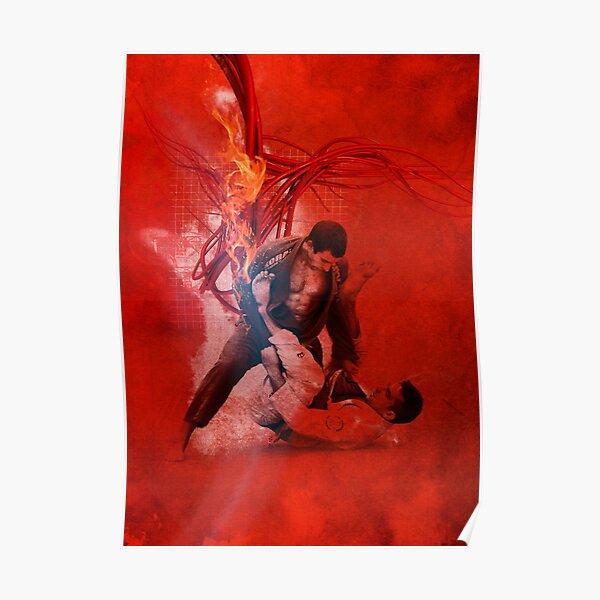 Jiu Jitsu pass Poster