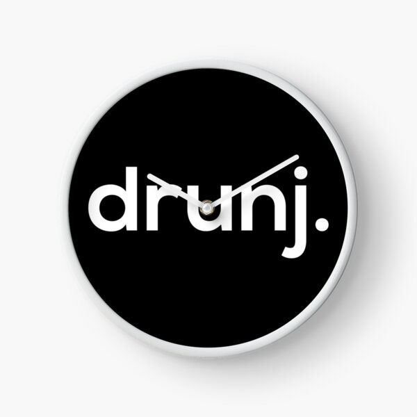 drunj. Clock
