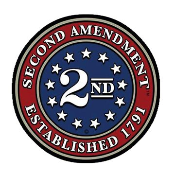 Second amendment wall clock by TimShane