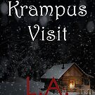 Merry Krampus Gothic Holidays by AlexaVampire
