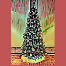 Christmas Tree Red Theme by Joe Lach