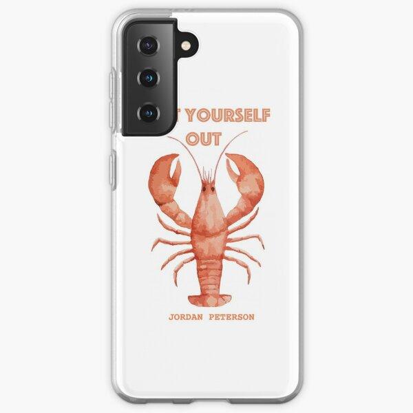 Jordan Peterson Lobster Samsung Galaxy Soft Case