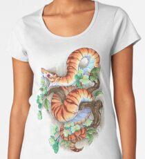 tiger snake Women's Premium T-Shirt