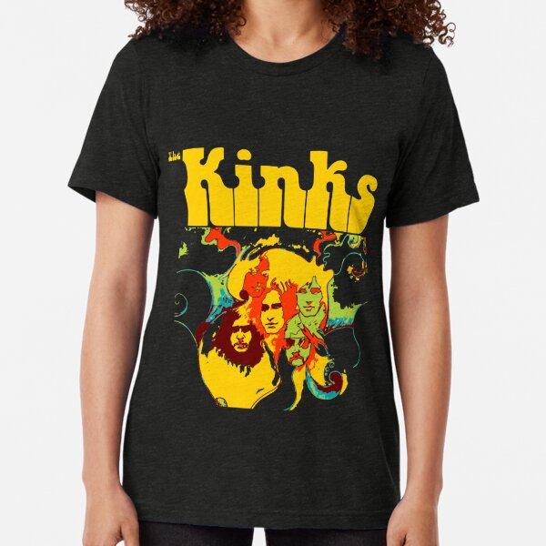 The Kinks Tri-blend T-Shirt