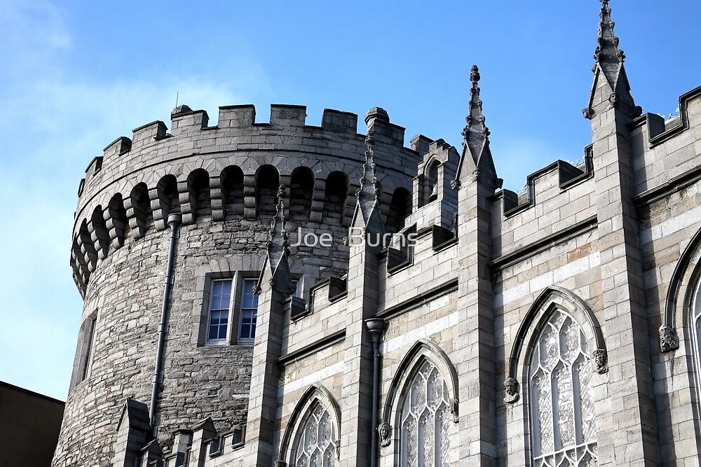 Dublin Castle by Joe  Burns