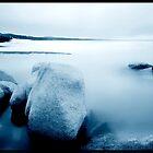 The blue Lagoon.......... by Imi Koetz