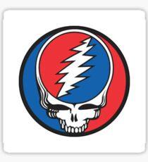 Grateful Dead Steal Your Face Sticker